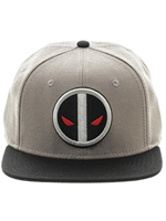 MARVEL UNIVERSE - Deadpool core line icon 2nd Colorway snapback