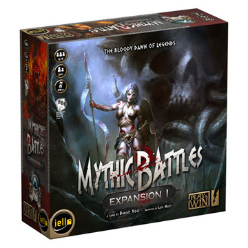 Mythic Battles: The Bloody Dawn of Legends (SALE)