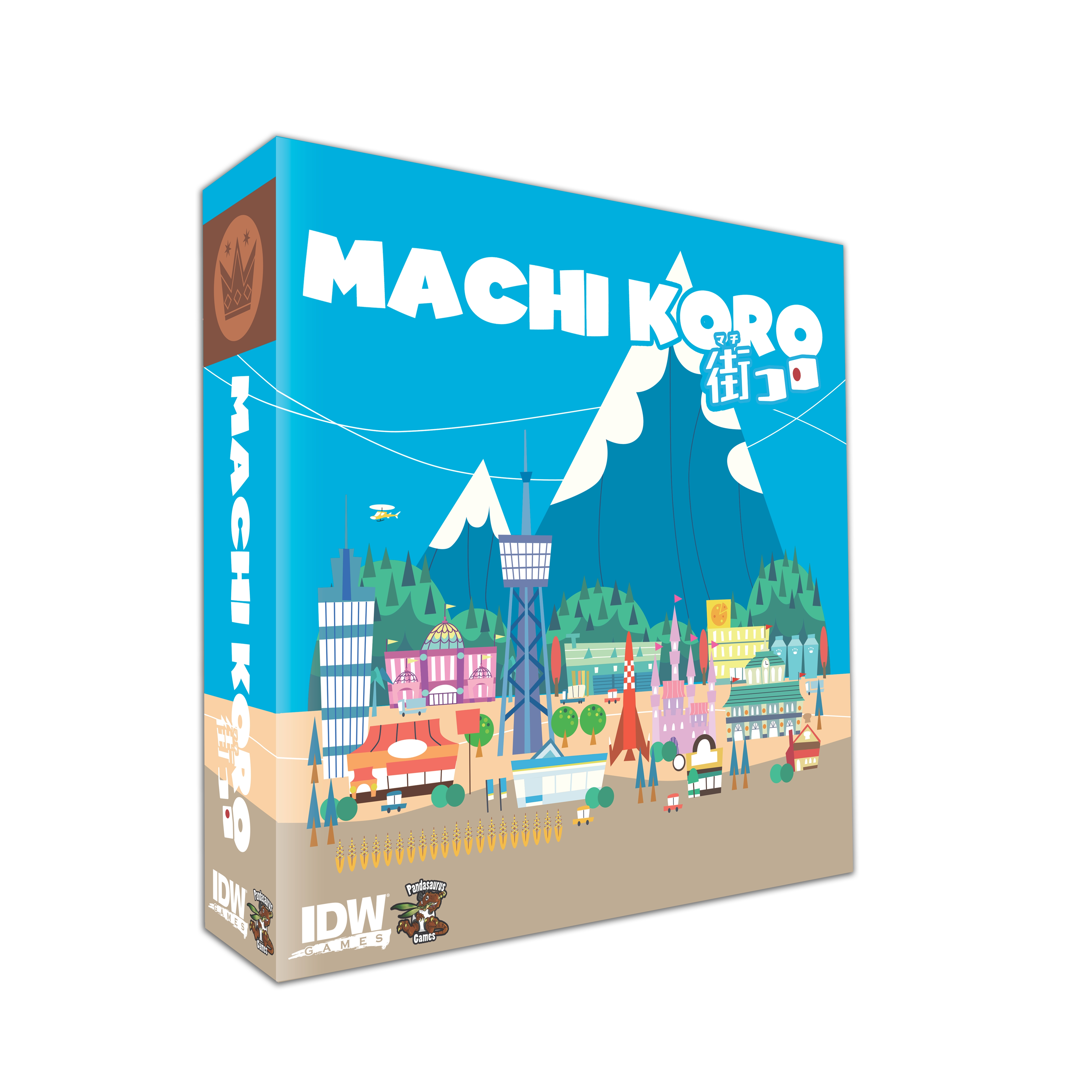 Machi Koro [Damaged]