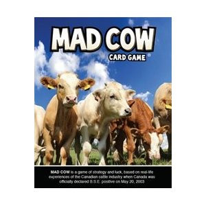 Mad Cow [Damaged]