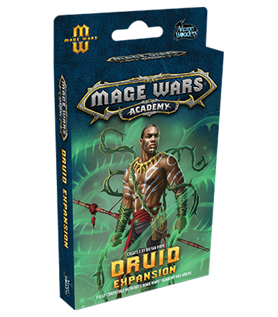 Mage Wars Academy: Druid Deck