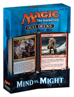 Magic: Duel Decks: Mind vs Might