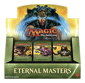 Magic Eternal Masters: Booster Box