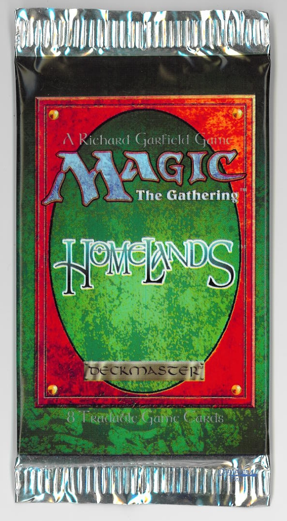 Magic: Homelands: Booster Pack