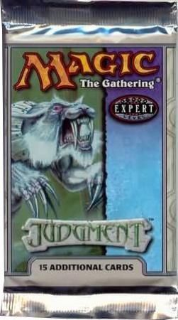 Magic the Gathering: Judgment: Booster Pack