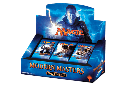 Magic Modern Masters 2017: Booster Box