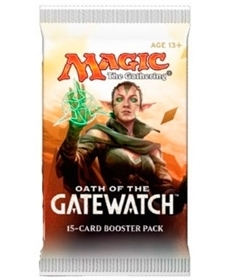 Magic: Oath Of The Gatewatch: Booster Pack [Chinese]