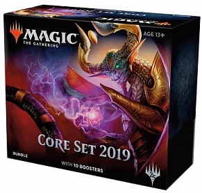 Magic The Gathering: 2019 Core Set: Booster Bundle