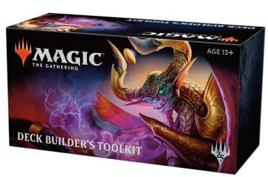 Magic The Gathering: 2019 Core Set: Deck Builders Toolkit