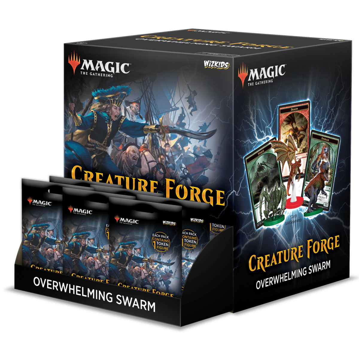 Magic: The Gathering -Creature Forge Overwhelming Swarm Blind Bag