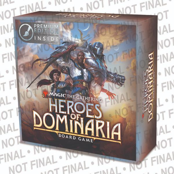Magic The Gathering: Heroes of Dominaria (Premium Edition)