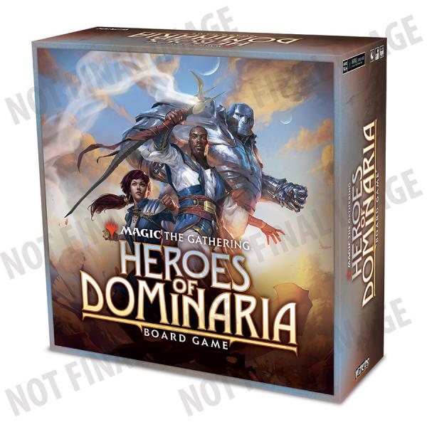 Magic The Gathering: Heroes of Dominaria (Standard Edition) (Sale)