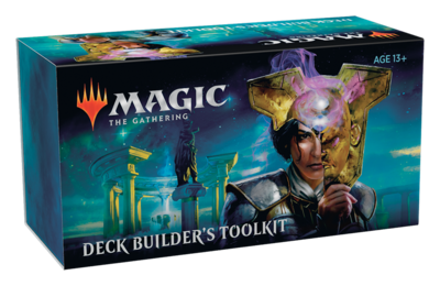 Magic the Gathering: Theros: Beyond Death - Deck Builders Toolkit