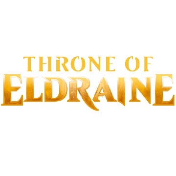 Magic the Gathering: Throne of Eldraine - Collector Booster Pack