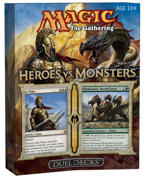 Magic: Duel Decks: Heroes vs Monters