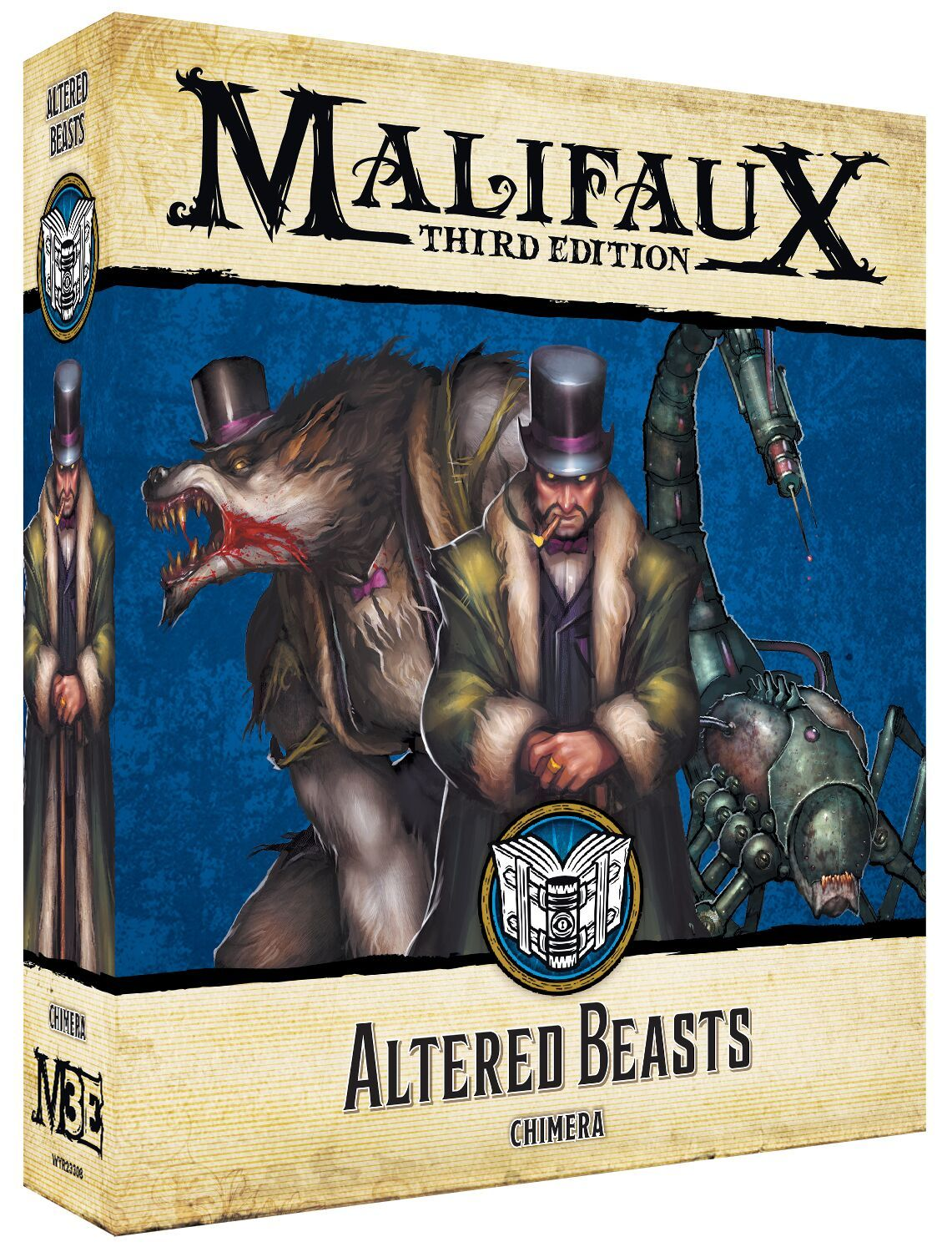 Malifaux 3e-Arcanists: Altered Beasts