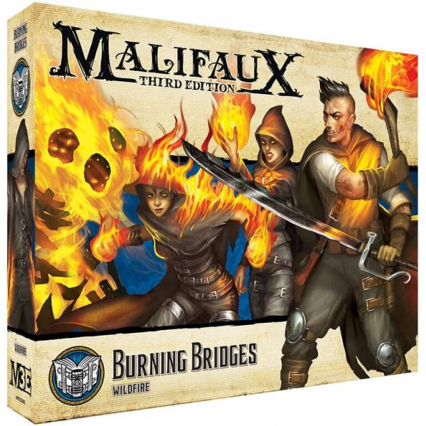 Malifaux 3e-Arcanists: Burning Bridges Core Box