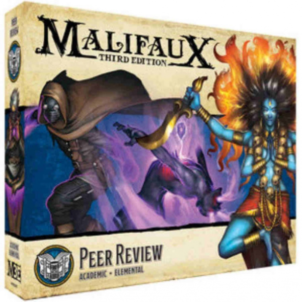 Malifaux 3e-Arcanists: Peer Review