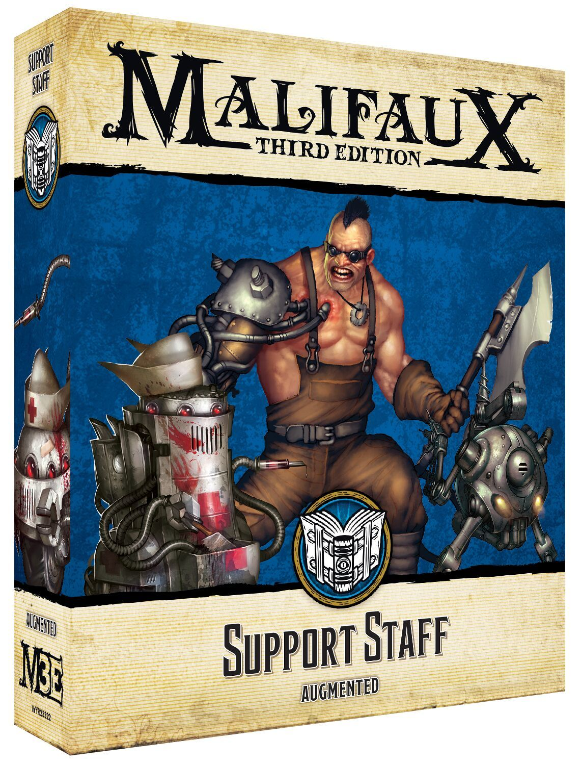 Malifaux 3e-Arcanists: Support Staff