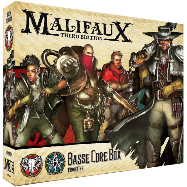 Malifaux 3e-Guild: Basse Core Box