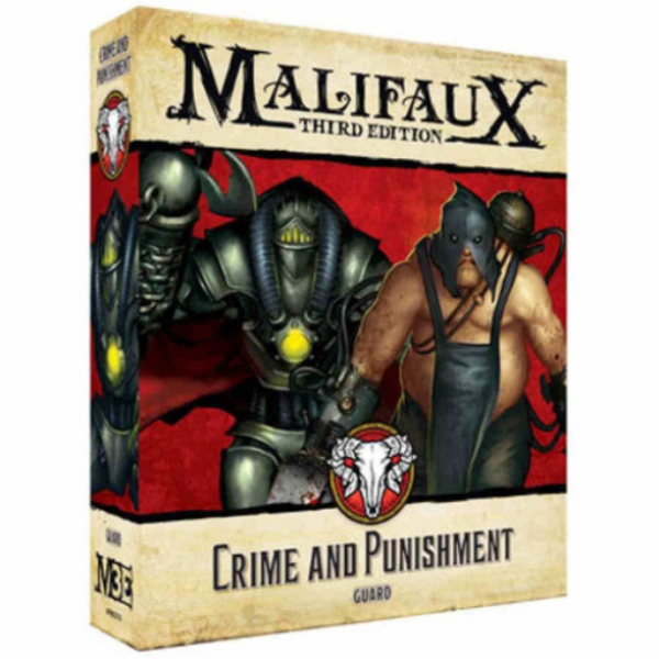 Malifaux 3e-Guild: Crime And Punishment