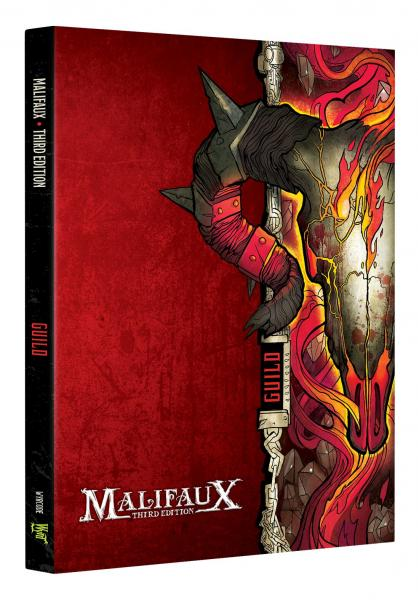 Malifaux 3e-Guild: Faction Book