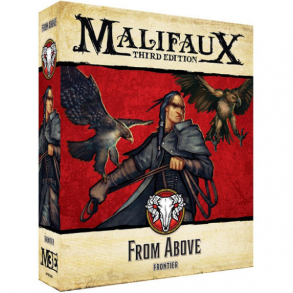 Malifaux 3e-Guild: From Above