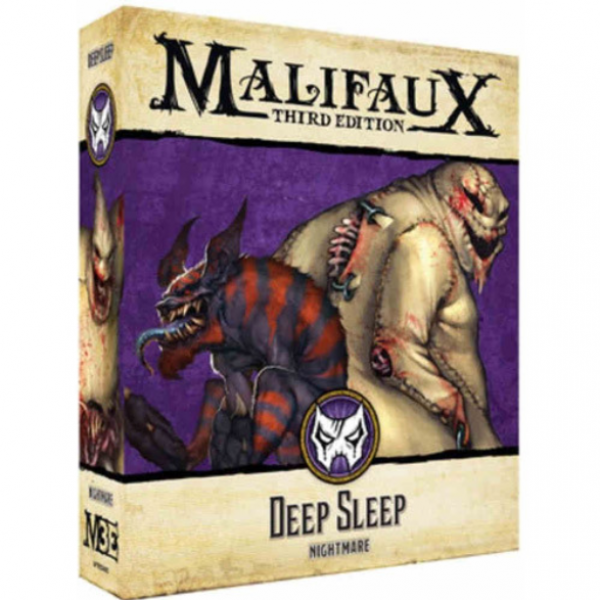 Malifaux 3e-Neverborn: Deep Sleep