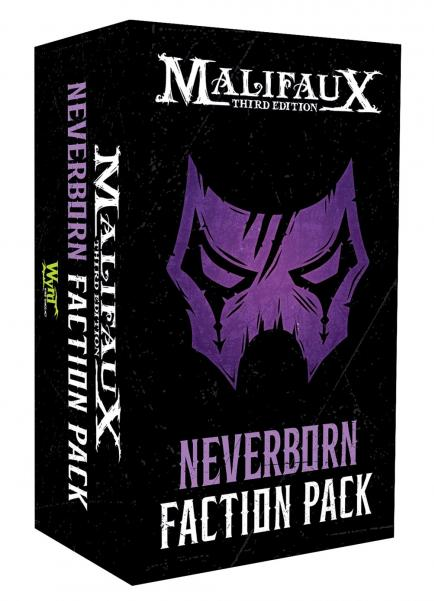 Malifaux 3e-Neverborn: Faction Pack