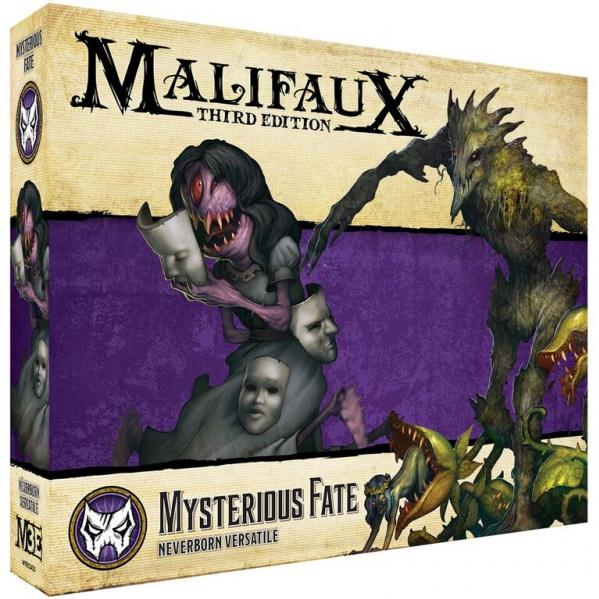 Malifaux 3e-Neverborn: Mysterious Fate