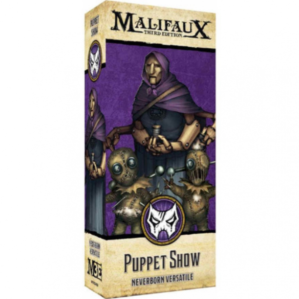 Malifaux 3e-Neverborn: Puppet Show