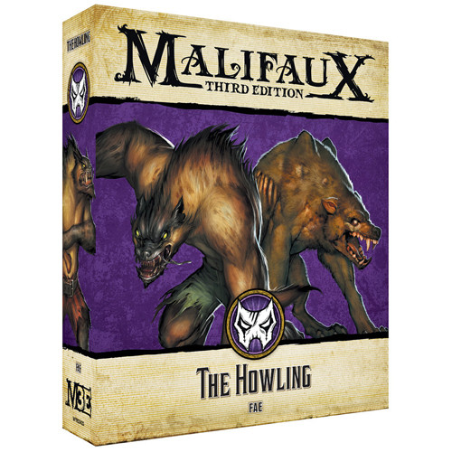 Malifaux 3e-Neverborn: The Howling