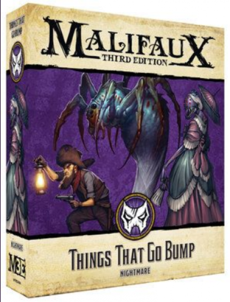 Malifaux 3e-Neverborn: Things that Go Bump