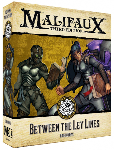 Malifaux 3e-Outcasts: Between the Ley Lines
