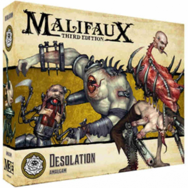 Malifaux 3e-Outcasts: Desolation