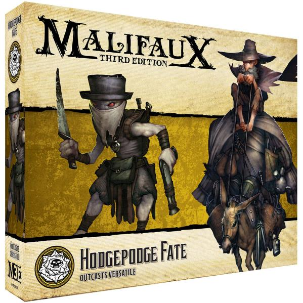 Malifaux 3e-Outcasts: Hodgepodge Fate