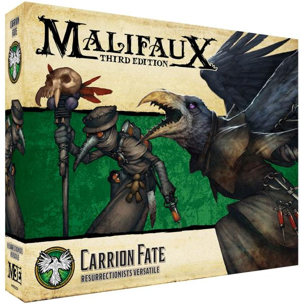 Malifaux 3e-Resurrectionists: Carrion Fate