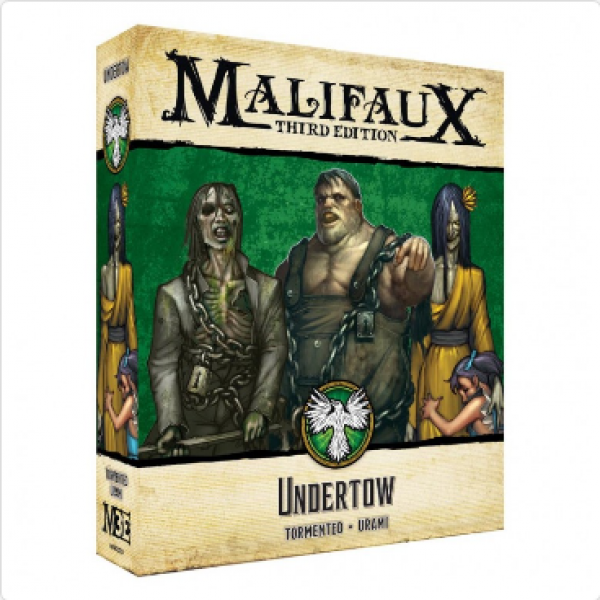 Malifaux 3e-Resurrectionists: Undertow