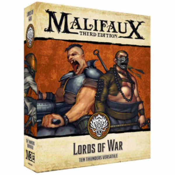 Malifaux 3e-Ten Thunders: Lords of War