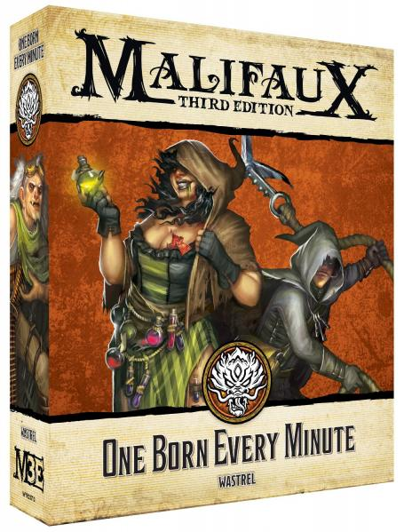 Malifaux 3e-Ten Thunders: One Born Every Minute