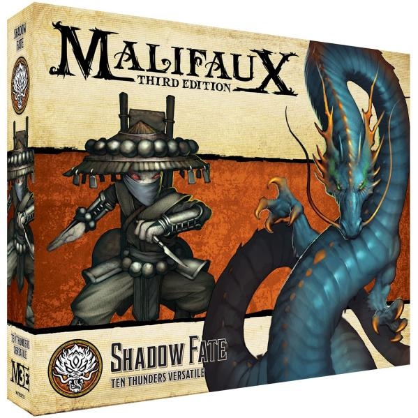 Malifaux 3e-Ten Thunders: Shadow Fate