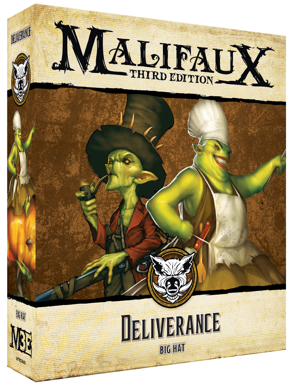 Malifaux 3e-The Bayou: Deliverance