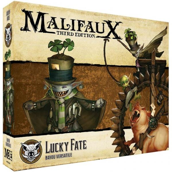 Malifaux 3e-The Bayou: Lucky Fate