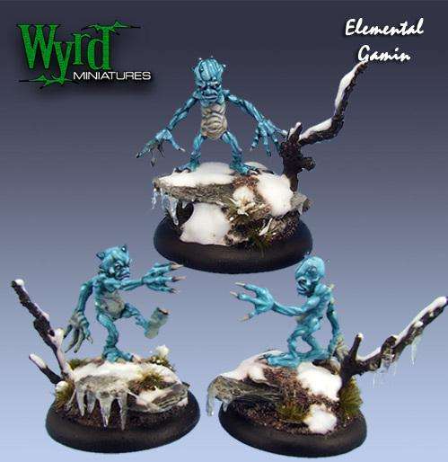 Malifaux: Arcanists: Ice Gamin [SALE]