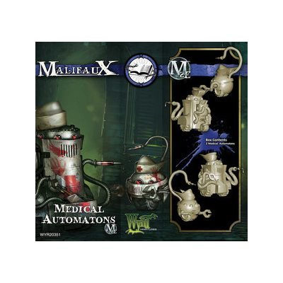 Malifaux: Arcanists: Medical Automaton