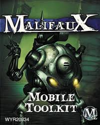 Malifaux: Arcanists: Mobile Toolkit