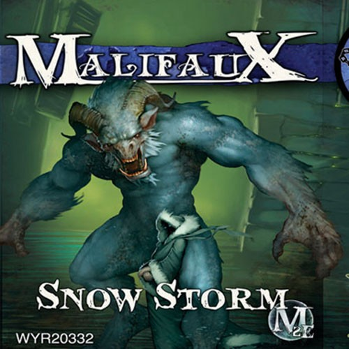 Malifaux: Arcanists: Snow Storm (M2E)