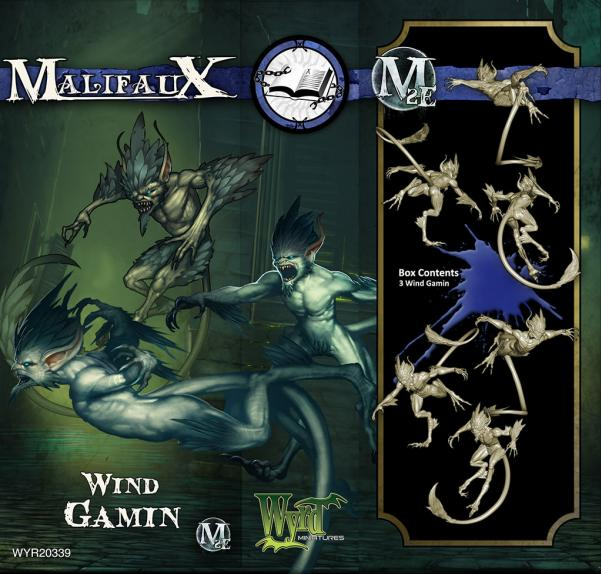 Malifaux: Arcanists: Wind Gamin