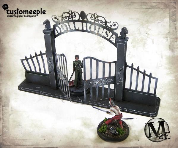 Malifaux: Dollhouse Gate & Fences