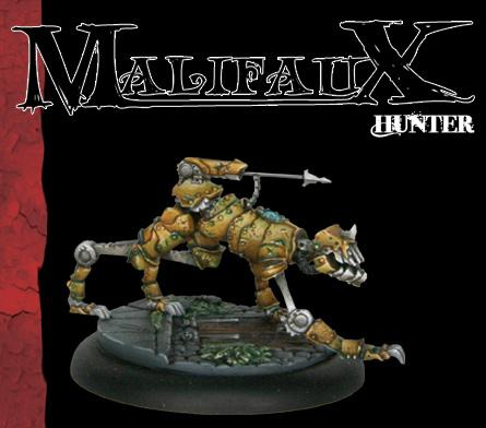 Malifaux: Guild: Hunter [SALE]